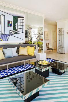 Interior Design: Martha Angus