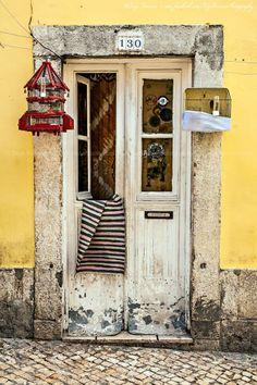 Bairro Alto - Lisbon, Portugal.