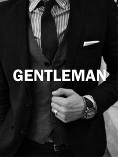#Gentlemen