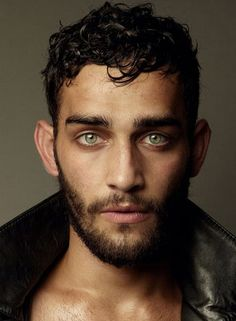 40 Best Portrait Photography Poses for Men – Machovibes - Trend Frisuren Fotografie Portraits, The Face, Face Men, Hommes Sexy, Interesting Faces, Facial Hair, Male Beauty, Cool Eyes, Beautiful Eyes