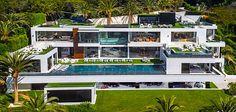 15 Fotos da mansão dos seus sonhos, que está à venda… Por 250 milhões de dólares!