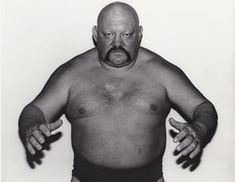 "Crusher ""Mighty Chang"" Mason was famed for his ability to stir up a crowd. He had a long career as a heel – one of the bad guys – either on his own or in tandem with Danny Lynch as the Assassins"