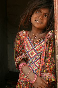 Tribal fantasy in Gujarat by Rudi Roels on Flickr.