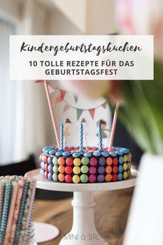 10 tolle Kindergeburtstagskuchen mit Rezept für den Kindergeburtstag#kindergeburtstag#kindergeburtstagskuchen#geburtstagskuchen#geburtstagstorte#rezept