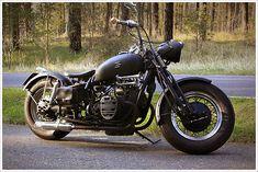 Metric Custom's Dnepr K750 Bobber -'Charlotte' - Pipeburn - Purveyors of Classic Motorcycles, Cafe Racers & Custom motorbikes