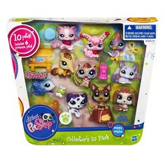 "Littlest Pet Shop Ultimate Pet Collection Set - Hasbro - Toys ""R"" Us Lps Littlest Pet Shop, Little Pet Shop Toys, Little Pets, Toys For Girls, Kids Toys, Lps Sets, Lps For Sale, Custom Lps, Lps Accessories"