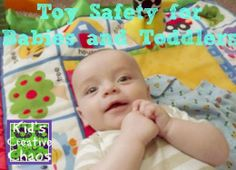 10 GAME AND TOY SAFETY TIPS FOR CAREGIVERS #toysafety