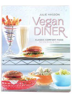 Vegan Diner Cookbook   PLASTICLAND