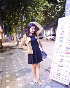 #hongdae #seoul #autumn