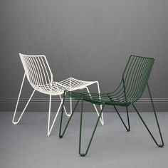 Tio Easy Chair - White at Spence & Lyda