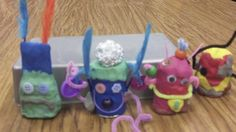 Alien Invasion in the Art Room by Tricia Fuglestad. This stop-motion animation movie was made by Dryden 5th graders with our student teacher, Mr. Etherington.