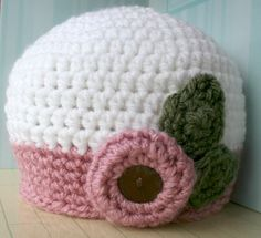 Adorable hat I'd like to make