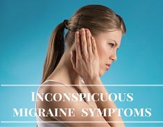 """When people think """"migraine,"""" they only tend think about pain associated with #migraine. In reality, a migraine consists of far more than #pain. A typical migraine attack actually consists of 4 parts which are referred to as phases or components. It's important to note not every #migraineur experiences all 4 phases. Also, a #migraine attacks can vary with different phases being experienced during individual attacks.READ MORE: www.holistic-healthandwellness.com/inconspicuous-migraine-symptoms"""