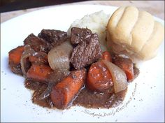 Traditional Beef Stew goes back a long way in history. It is considered one of the most popular home cooked meals across the country: http://www.youtube.com/watch?v=n769m08kgqU