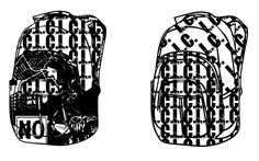 Ruck sack designs