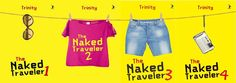 Trinity is Indonesia's leading travel writer with 12 national best-selling books including The Naked Traveler series.