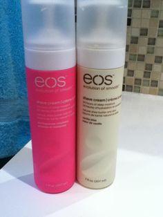 Pomegranate Raspberry | Vanilla Bliss | Shave Cream | eos