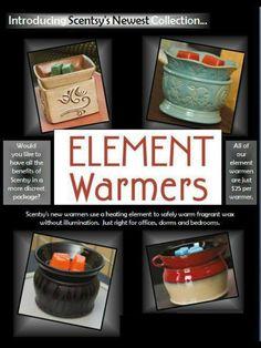Element Warmers NEW $30.00 jen4583@gmail.com