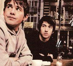 Arctic Monkeys. I heart this pic.