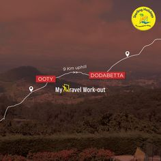 Ascend over the highest point of the Nilgiris at Dodabetta by trekking over 9 kms from Ooty. Pine and fern trees with surrounding forests add a thrilling factor to your trek. Once you reach, don't forget to treat yourself to a cup of fresh Nilgiri Tea.  #nilgiris #ooty #tea #trekking #travel #vacation #sterlingholidays #forests
