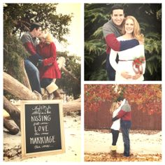 pregnancy announcement christmas card jessica nadine photography ok