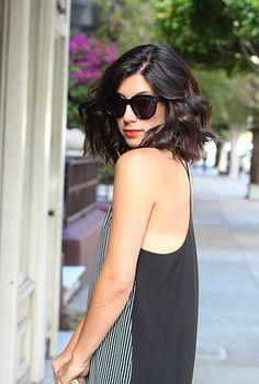 Hair + Glasses + Top