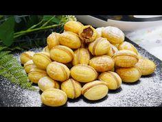 NUCI UMPLUTE cu CREMĂ DE CIOCOLATĂ (Desertul Copilăriei)🍰 -Anyta Cooking - YouTube Pretzel Bites, Almond, Food And Drink, Bread, Bakken, Brot, Almond Joy, Baking, Breads
