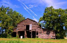 Abandoned barn - Cypress, TX