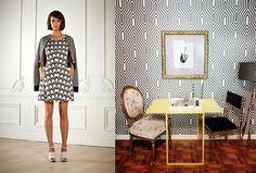 Rachel Roy Resort 2013 and Lonny Magazine
