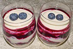 Heidelbeer-Mascarpone Dessert, ein leckeres Rezept aus der Kategorie Dessert. Bewertungen: 14. Durchschnitt: Ø 4,3.