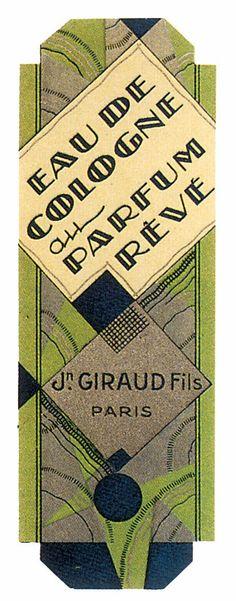 Sisters' Warehouse: Etichette Vintage di Profumi - Vintage Perfumes Labels