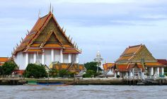 Wat Kalayanamit - , Bangkok- Thailand