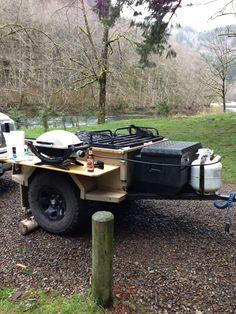 Simple Off road trailer!