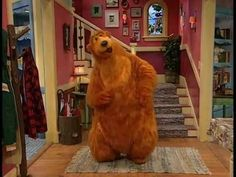 """Bear In The Big Blue House - When You've Got to Go"" [24m] - about using the potty chair like a big boy and girl"