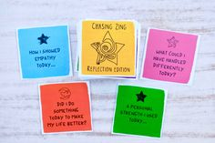 Printable Positive Message Inspirational Cards - Motivational Cards - 3 Set BUNDLE - Positive Quotes - Lunch Box Notes and Care Packages Positive Messages, Positive Quotes, Conversation Cards, Conversation Starters, Teaching Portfolio, Motivational Cards, Reflection Questions, Lunch Box Notes, Manifestation Journal