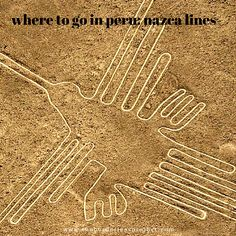 Where to Go in Peru: #7 Nazca Lines, Ica  --- Blog Post from www.theborderlessproject.com I @tbproject