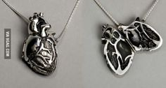 Now that's a heart necklace!