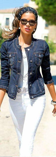 018b97e9a330 9427 mejores imágenes de moda femenina en 2019   Ropa informal, Moda ...