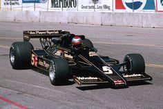 Mario Andretti - 1978 Lotus-Ford