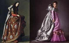 Sevilla confronta a Zurbarán con los diseñadores de moda contemporáneos