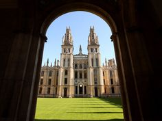 The entrance exam for All Souls College at Oxford University has been called the world's hardest test.  That's because it's nearly impossible to revise for. The questions are abstract and there are no right or wrong answers.  Only a twentieth of the Oxford graduates who take the test are invited to continue the process.