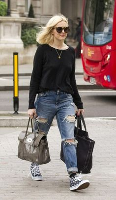 Fearne Cotton Photos: Fearne Cotton Heads to Work