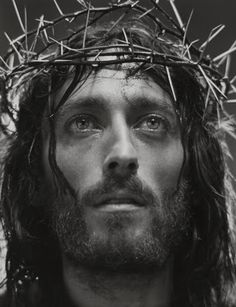 robert powell as Jesus