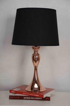 Copper Blush, Table Lamp, Lighting, Home Decor, Table Lamps, Decoration Home, Room Decor, Lights, Home Interior Design