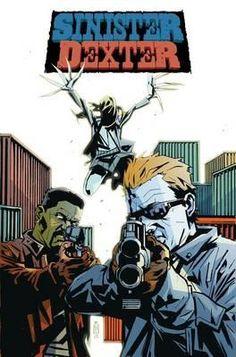Sinister Dexter By Dan Abnett, 9781631400384., Graphic Novels