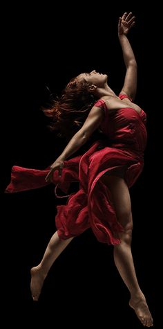 a dancer with curves - love this!