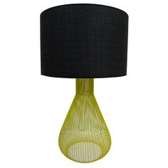Quasar Table Lamp l Eco Chic Lighting l Accent Lamp l Bedside Lamp