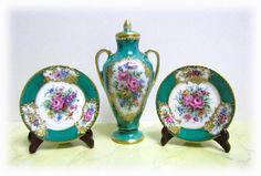 Good Sam Showcase of Miniatures: At the Show - Fine Handpainted Porcelain from Japan- Miyuki Nagashima