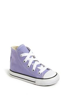 Converse Chuck Taylor® All Star® High Top Sneaker (Baby, Walker, Toddler & Little Kid) available at #Nordstrom