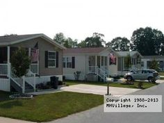 Williams Estates And Peppermint Woods In Middle River MD Via MHVillage Mobile HomeInterior